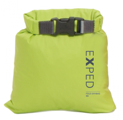 Exped - Fold Drybags BS - Lime - XXS - Windermere Canoe Kayak
