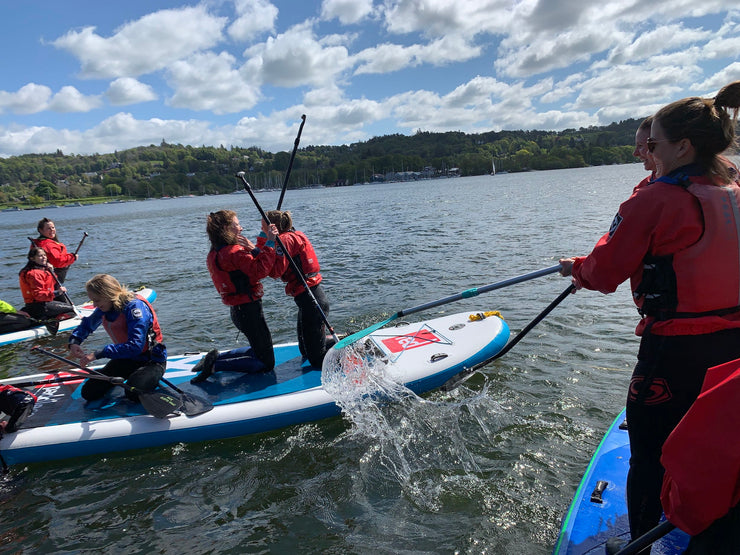 Hire - Giant SUP Bowness
