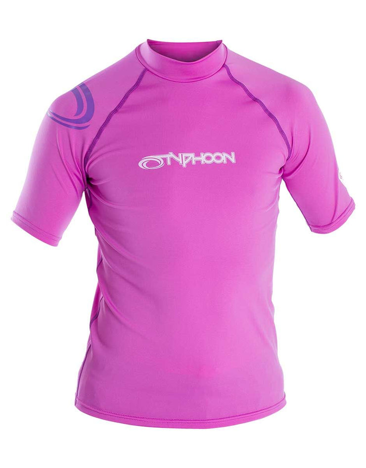 Typhoon - Short Sleeved Rash Vest Ladies