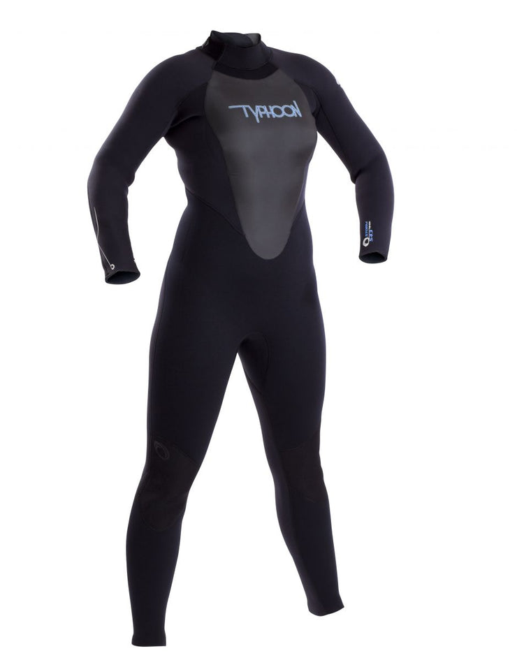 Typhoon - Storm 3mm GBS Full Wetsuit Womens