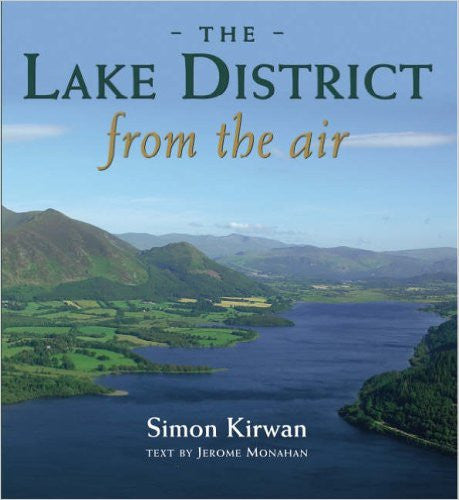 Simon Kirwan - Lake District From The Air - Windermere Canoe Kayak