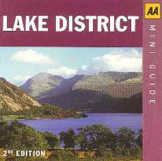 AA - Mini Guide - Lake District