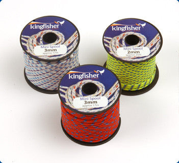 Kingfisher - Mini Spools - Windermere Canoe Kayak