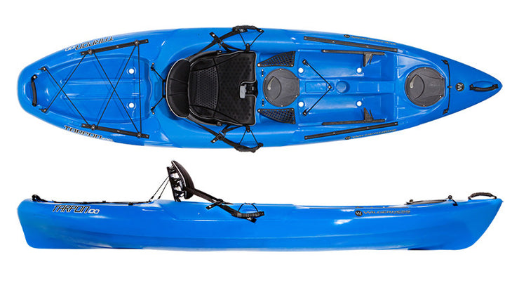 Wilderness Systems - Tarpon 100 - Blue - Windermere Canoe Kayak