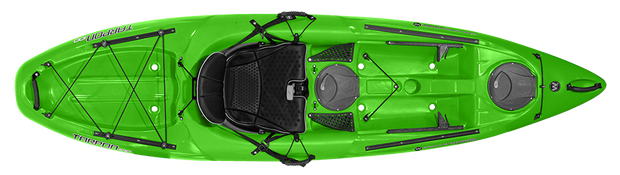 Wilderness Systems - Tarpon 100 - Lime - Windermere Canoe Kayak