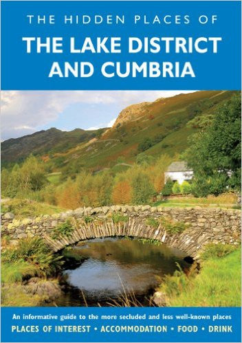 Kate Daniel - The Hidden Places Of The Lake District And Cumbria - Windermere Canoe Kayak