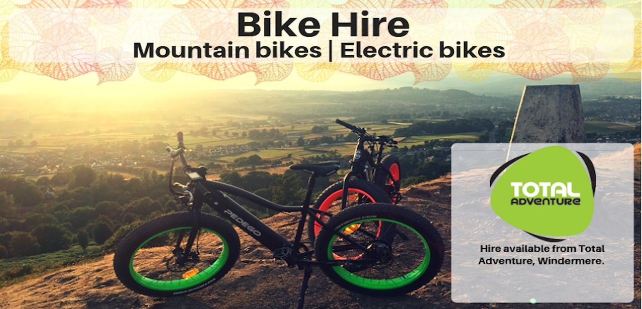 Windermere Half Term Bike Hire February