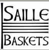 Saille baskets from natural willow