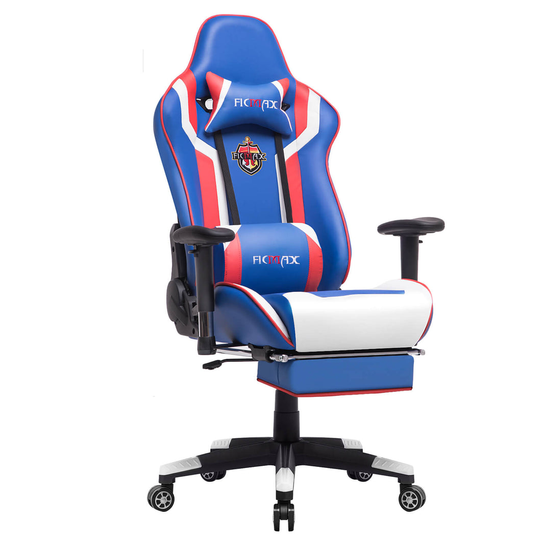 FX-04 - Ficmax Ergonomic Massage Gaming Chair