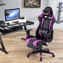 Load image into Gallery viewer, XJZ-04 - Ficmax Ergonomic Massage Gaming Chair