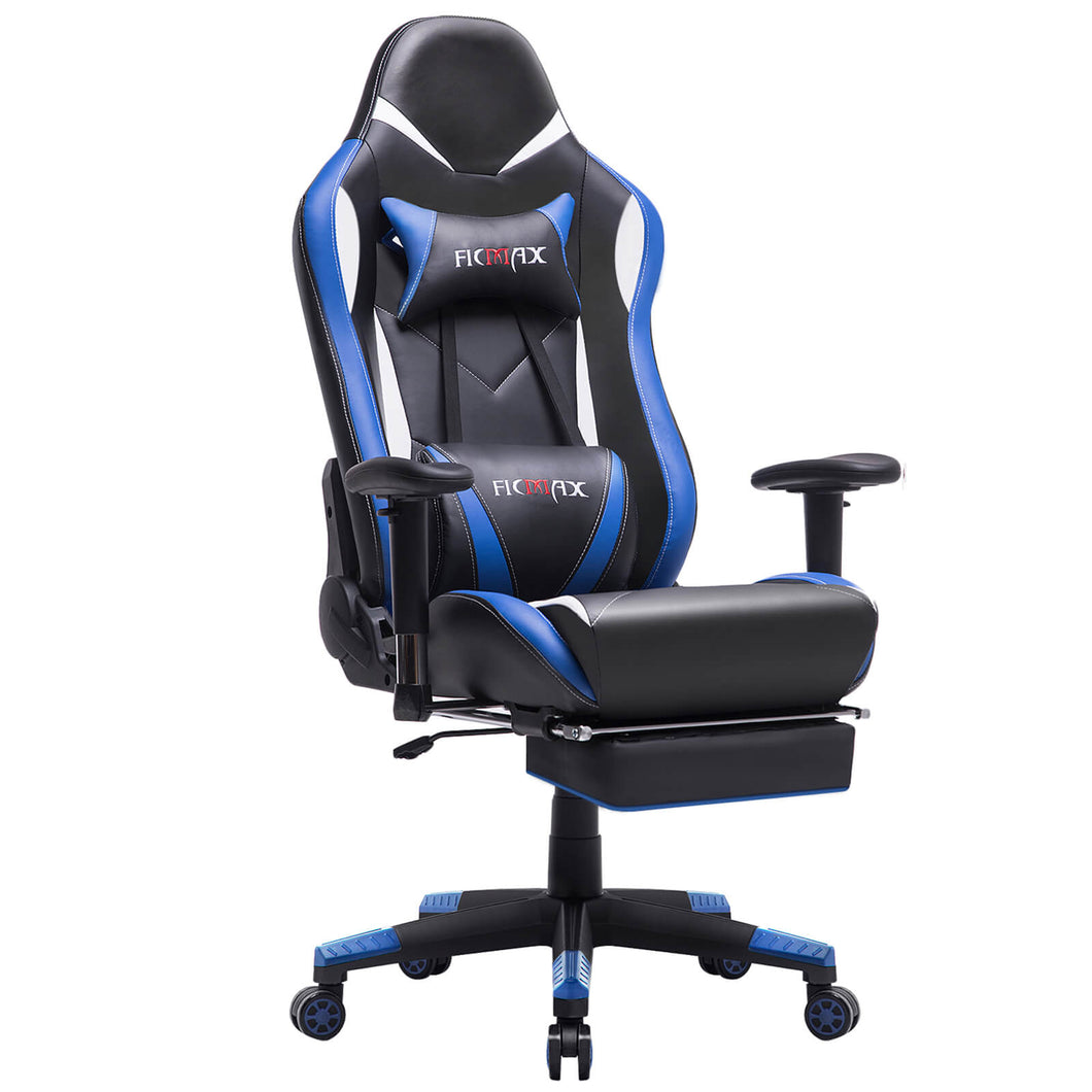 FS-02 - Ficmax Ergonomic Massage Gaming Chair