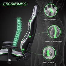 Load image into Gallery viewer, FS-09 - Ficmax Ergonomic Massage Gaming Chair