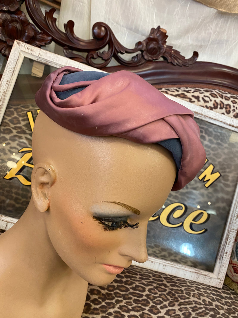 Vintage Hat, Beautiful Part of women's fashion History!