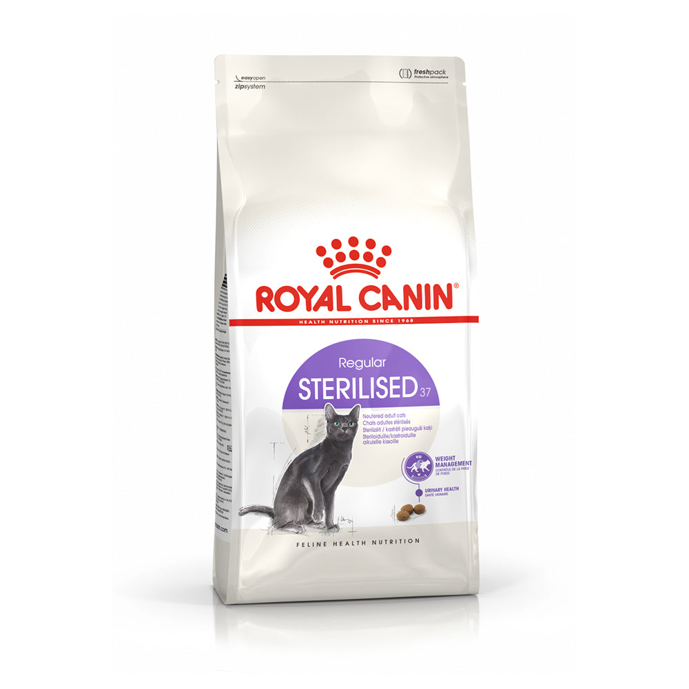 Royal Canin Sterilised 37 Dry Cat Food