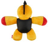 GiGwi Yellow Gladiator with Squeaker