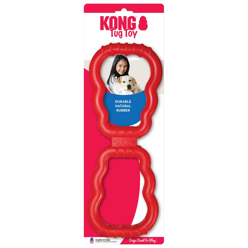 Kong Tug Dog Interactive Toy