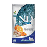 Farmina N&D Ocean Codfish, Pumpkin And Orange Adult Mini Dry Dog Food