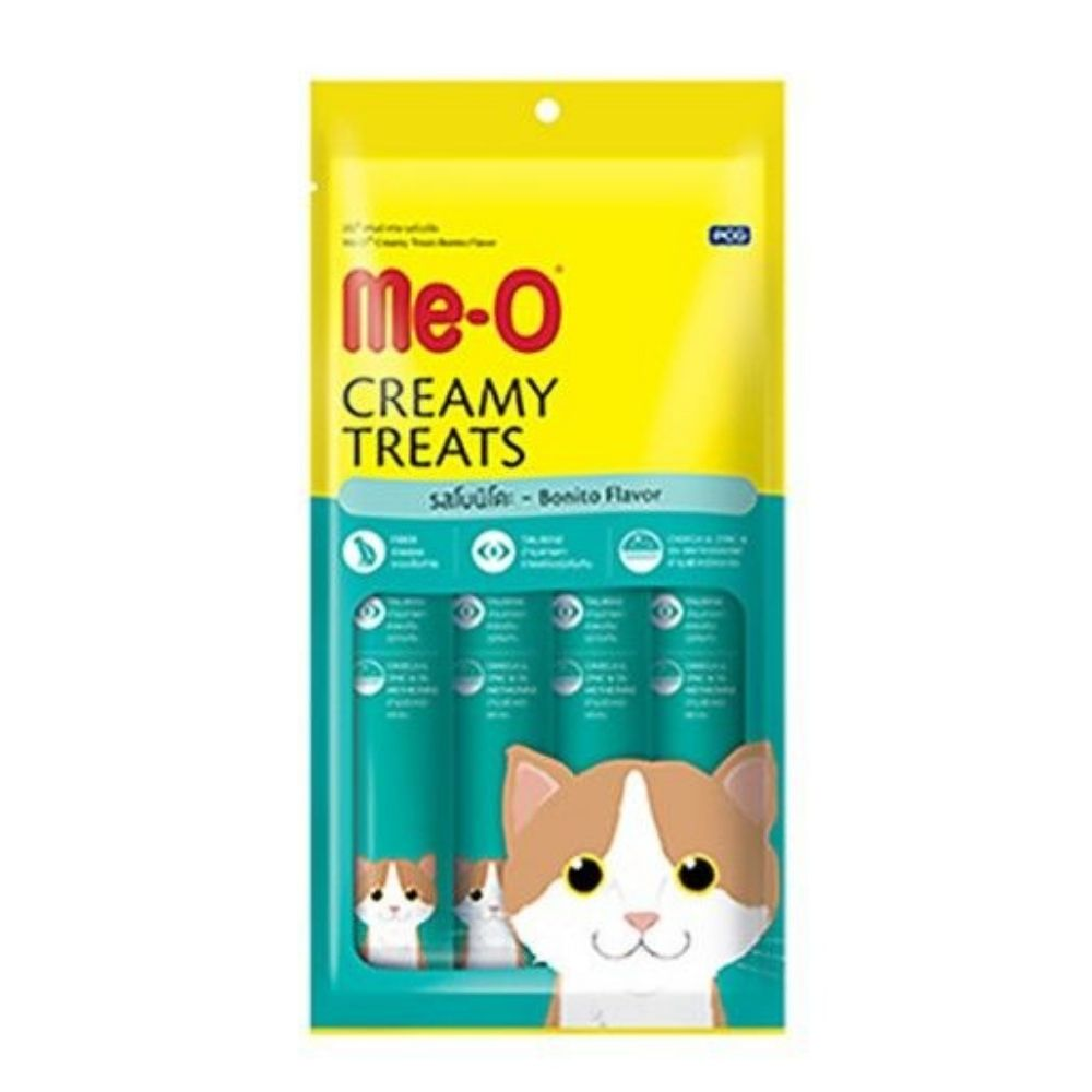 Me-O Creamy Bonito Cat Treats