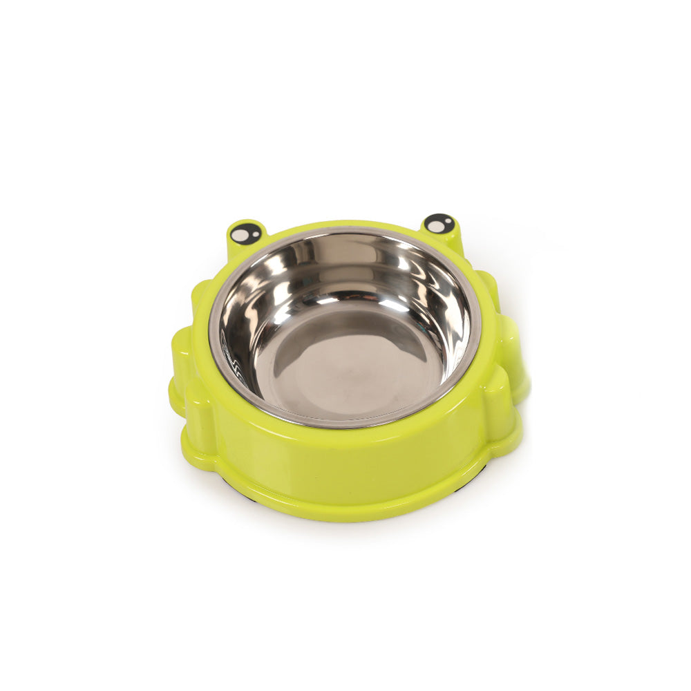 Dear Pet Single Bowl with Eyes for Dogs
