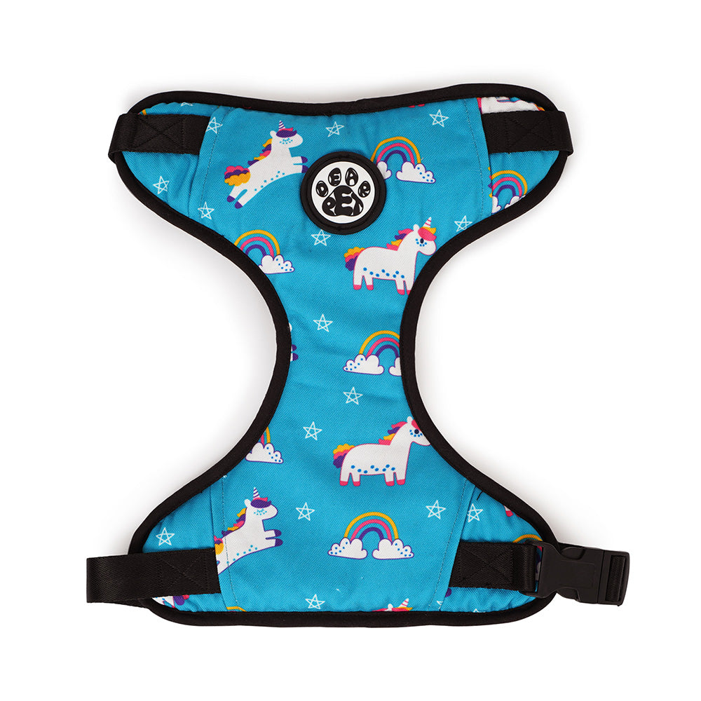 Dear Pet Majestic Unicorns Dog Harness