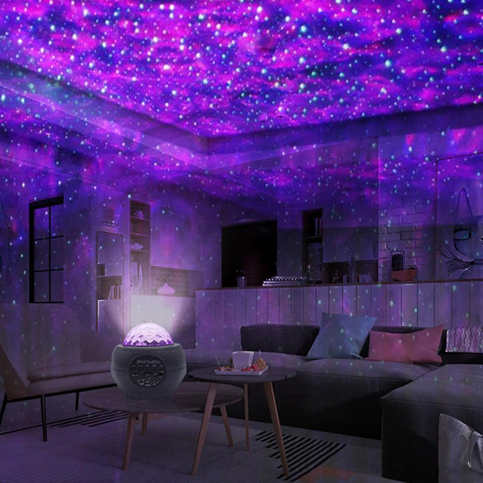 Nebula Lamp Starry Sky - Space and Fantasy