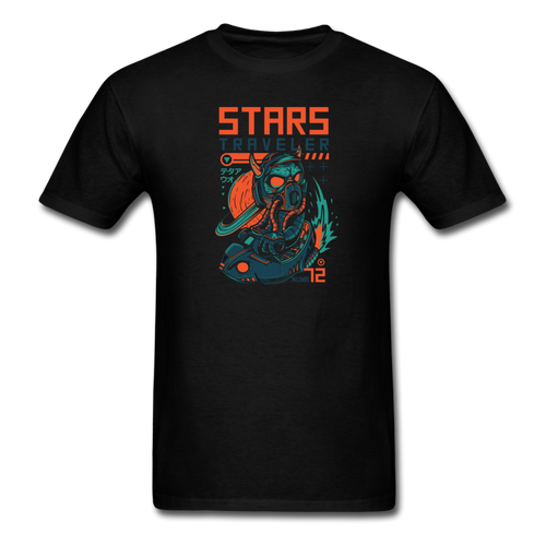 Star Traveler Unisex Classic T-Shirt - Space and Fantasy