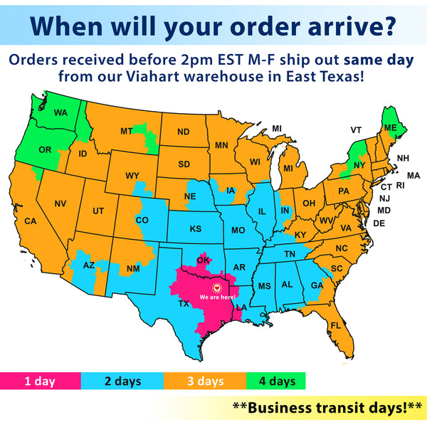 brainflakes.com shipping map