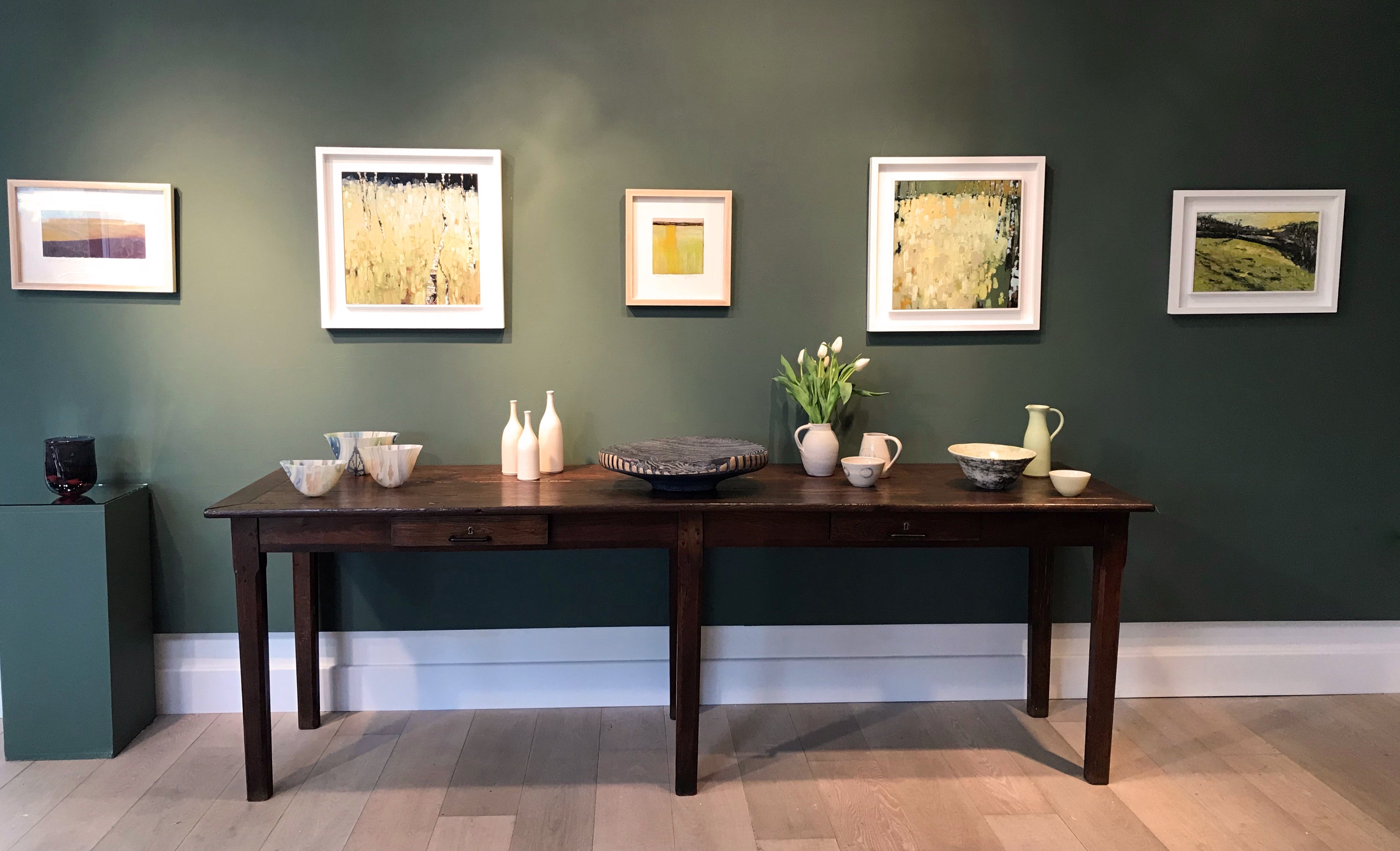 exhibition, paintings, craft, gallery