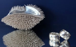 Clare spiky and napkins
