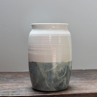 Kate Welton, Dancing Lines Large Vase