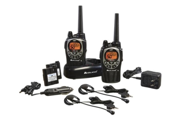 GXT1000VP4 TWO-WAY GMRS RADIO