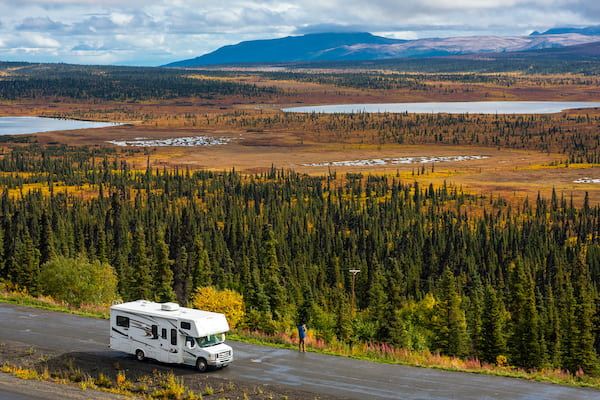 Radio in your RV in case of emergency