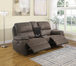 G608980 3 Pc Motion Loveseat image