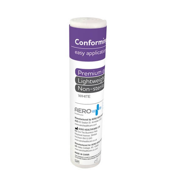 AeroForm Conforming Bandages 10cm x 4M - Units of 1