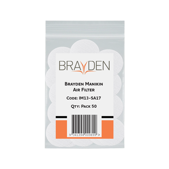 Brayden Manikin - Air Filter