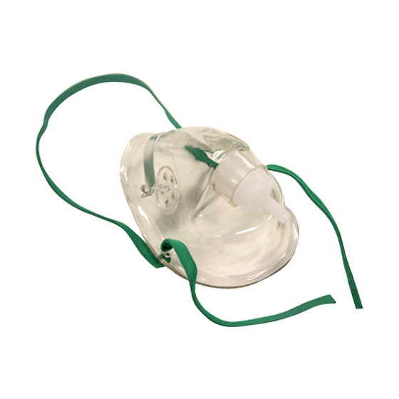 Oxygen Therapy Masks - Child (without tubing)
