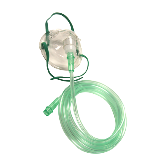Oxygen Therapy Masks - Child - Units of 1