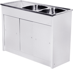 1200mm x 480mm Knock Down Sink Unit