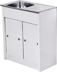 750mm  x 400mm Knock Down Sink Unit