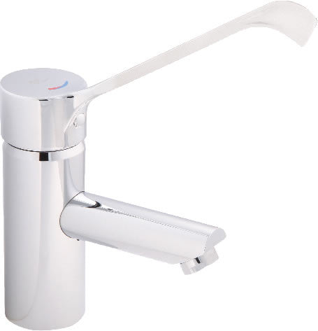 NM-851   Single Lever Elbow Action Basin Mixer