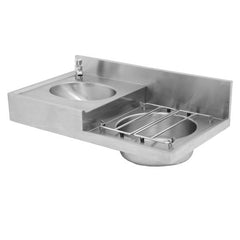 DSBC Drip Sink & Basin Combination