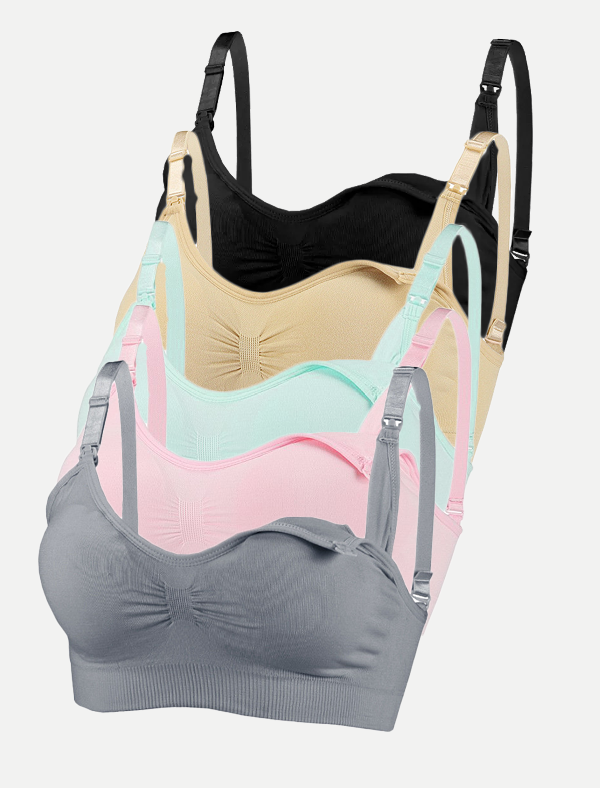 Comfy 2-in-1 Maternity and Nursing Bras