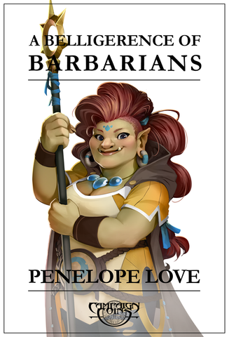 A Belligerence of Barbarians cover