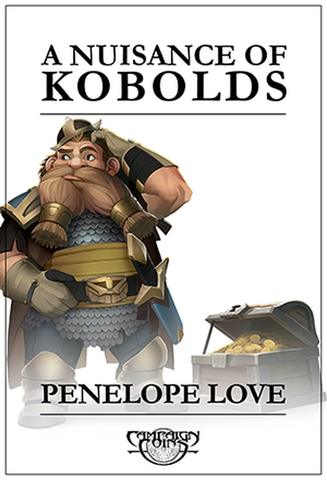 A Nuisance of Kobolds cover