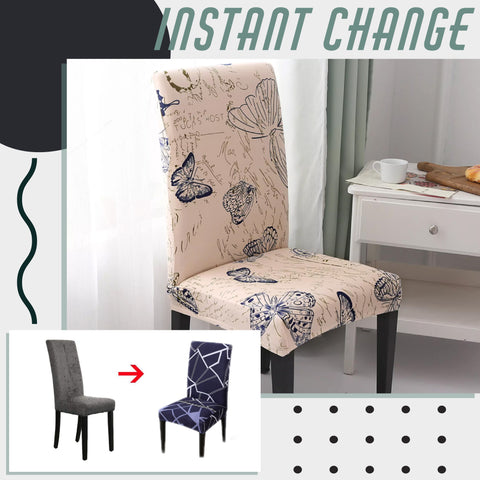 Universal Slip On Chair Covers