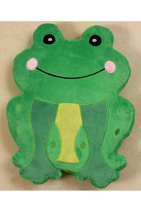 AB3313 STUFF TOY-FROG GREEN