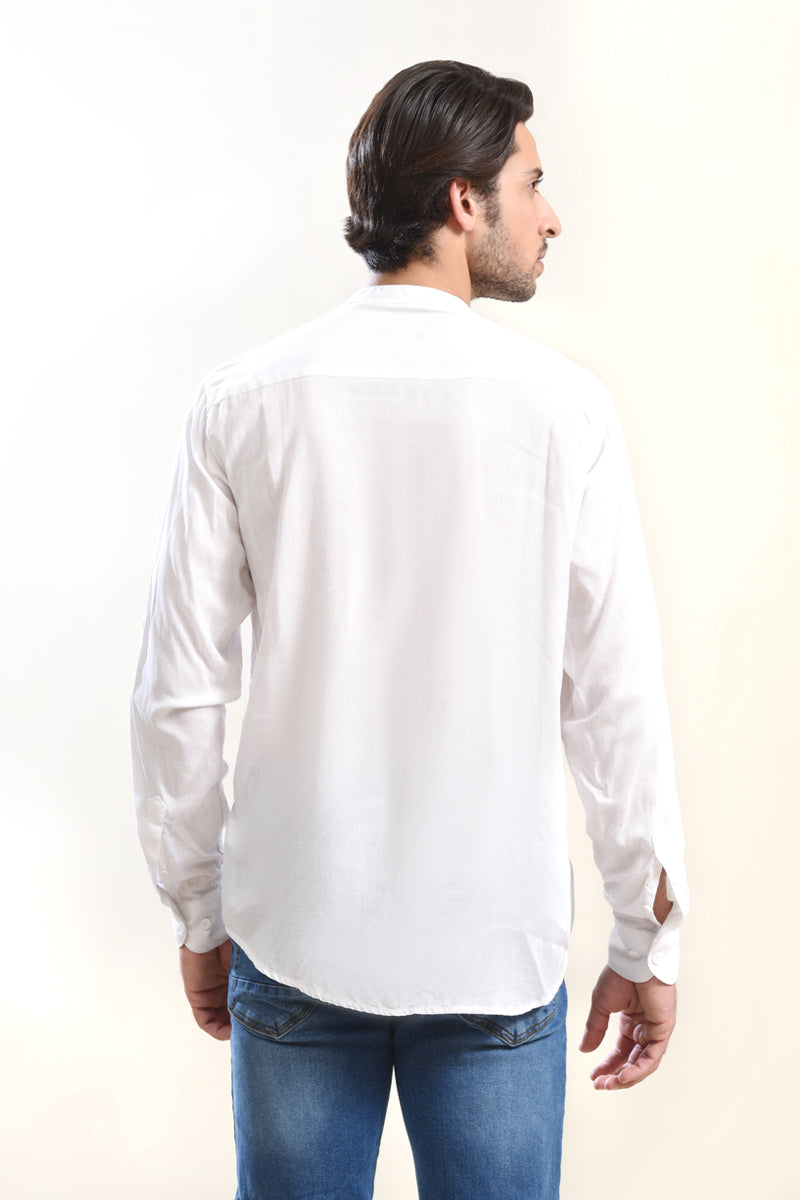 Fashion Shirt White