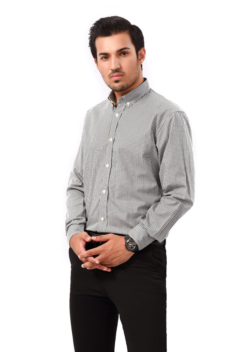 Semi Formal Shirt Grey