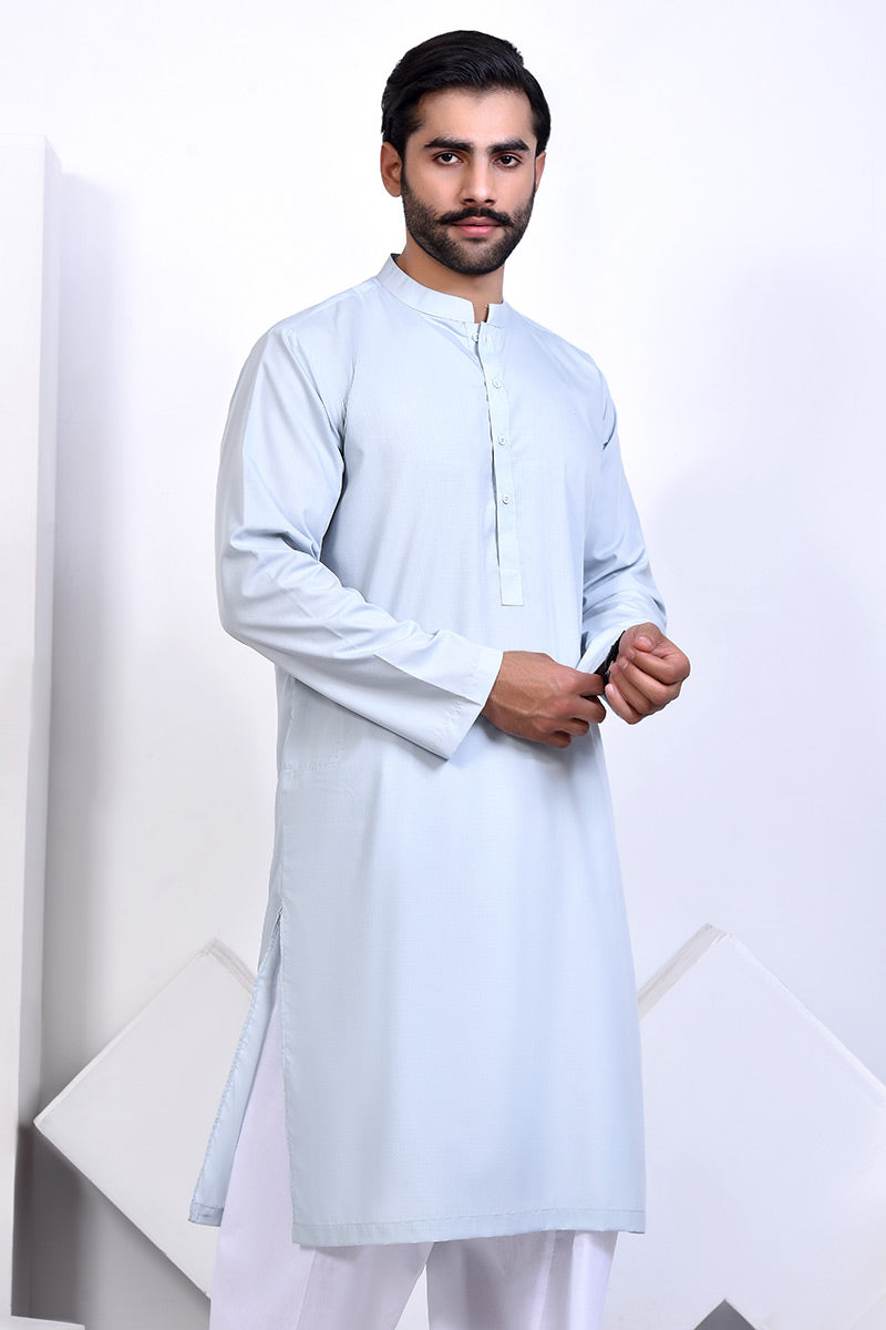 GTS-5960 FASHION KURTA L/BLUE
