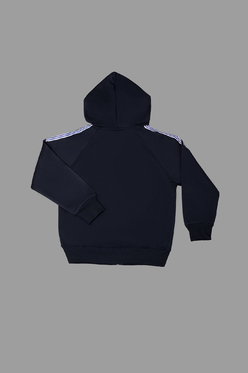 Hooded Pull Over